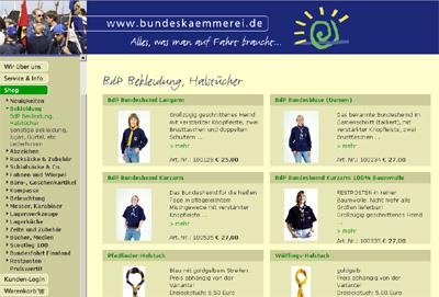 http://www.bundeskaemmerei.de