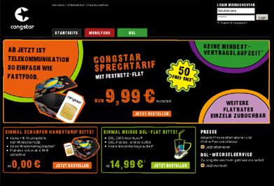 www.Congstar.de