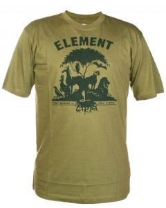 Element T-Shirts Kolibri