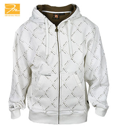 Hooded-Zipper von Sir Benni Miles